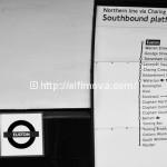 О лондонском метро