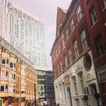 Лондон в Instagram
