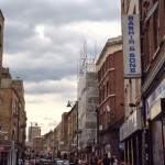 Фото Лондона: Brick Lane и Shoreditch
