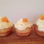 Готовим дома апельсиновые капкейки