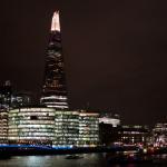 Фотографии ночного Лондона