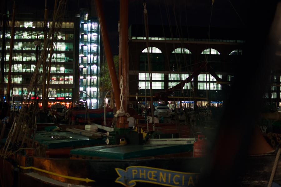 Яхты в Лондоне
