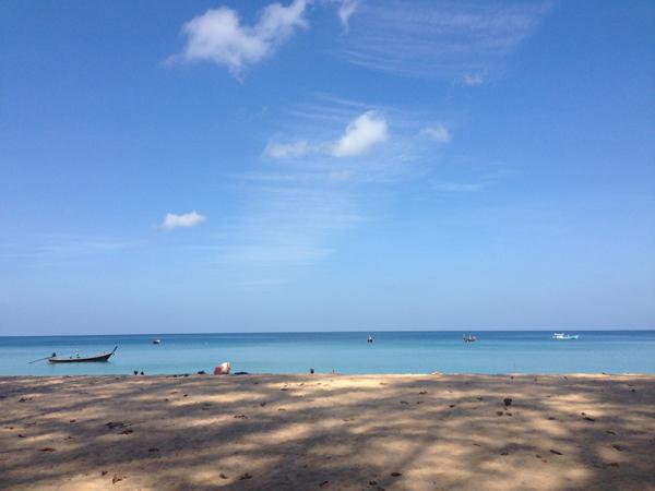 Пляжи в Тае