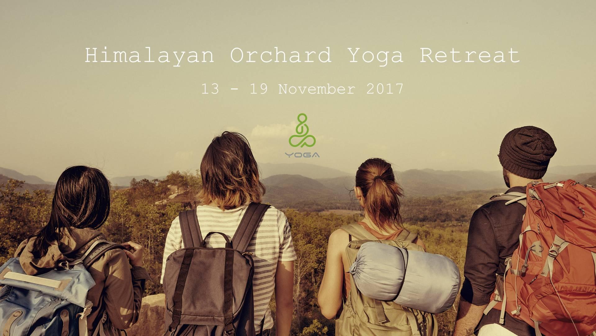 Himalayan Orchard Yoga Retreat