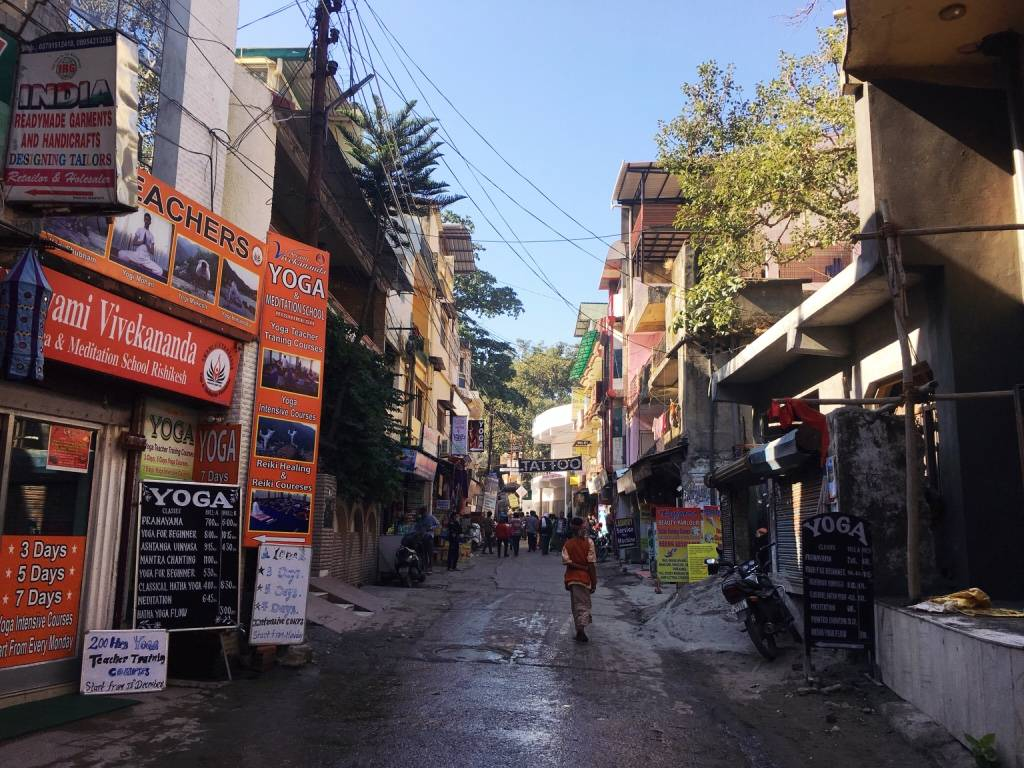 India Travel Rishikesh
