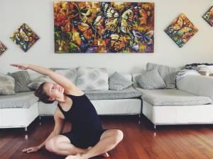 yoga retreat France may 2018