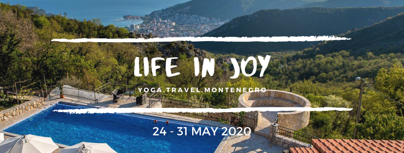 retreat Montenegro may 2020