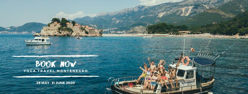 Montenegro retreat May June